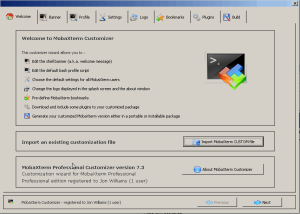 MobaXterm Customizer GUI