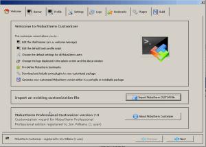 MobaXterm Customizer GUI